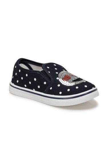 Seven Sneakers Lacivert